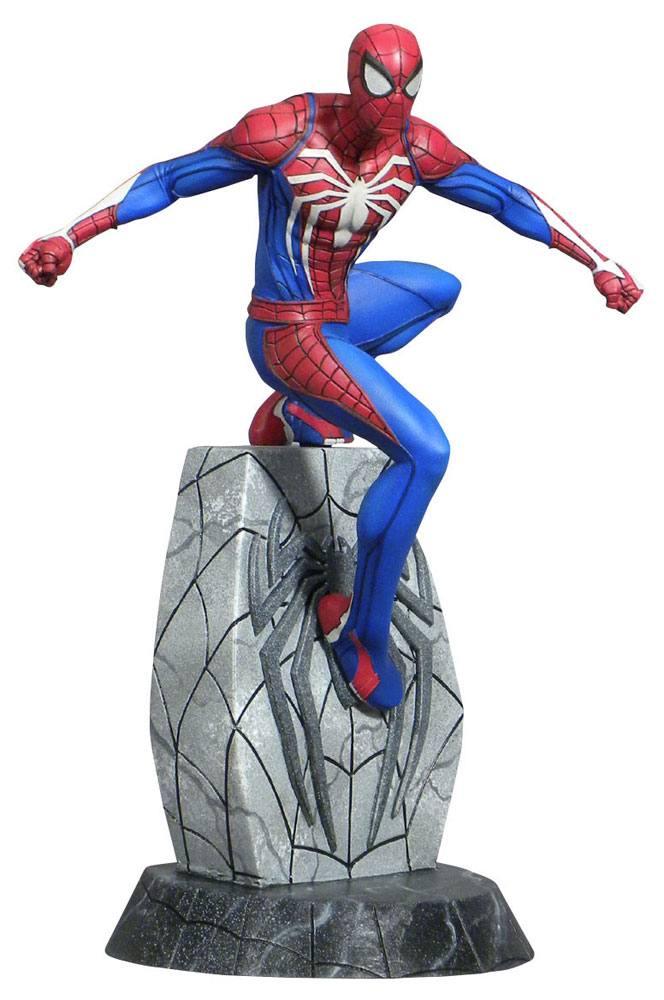 Statuette Spider-Man 2018 Marvel Video Game Gallery Spider-Man 25cm