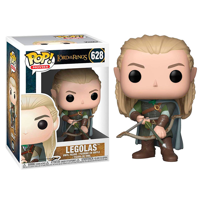 Figurine Le Seigneur des Anneaux Funko POP! Legolas 9cm 1001 Figurines