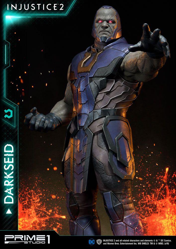Statue Injustice 2 Darkseid 87cm