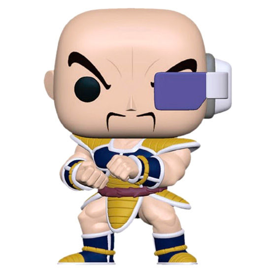 Figurine Dragon Ball Z Funko POP! Nappa 9cm 1001 Figurines