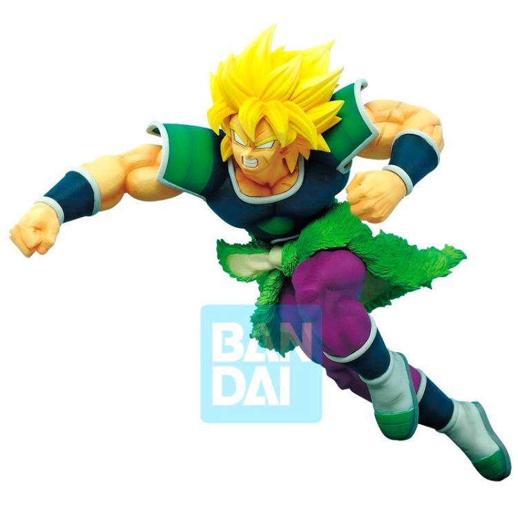 Statuette Dragon Ball Super Z-Battle Super Saiyan Broly 19cm 1001 Figurines
