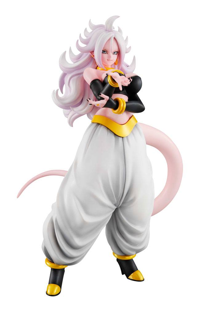 Statuette Dragon Ball Gals Android 21 Transformed Ver. 21cm 1001 Figurines