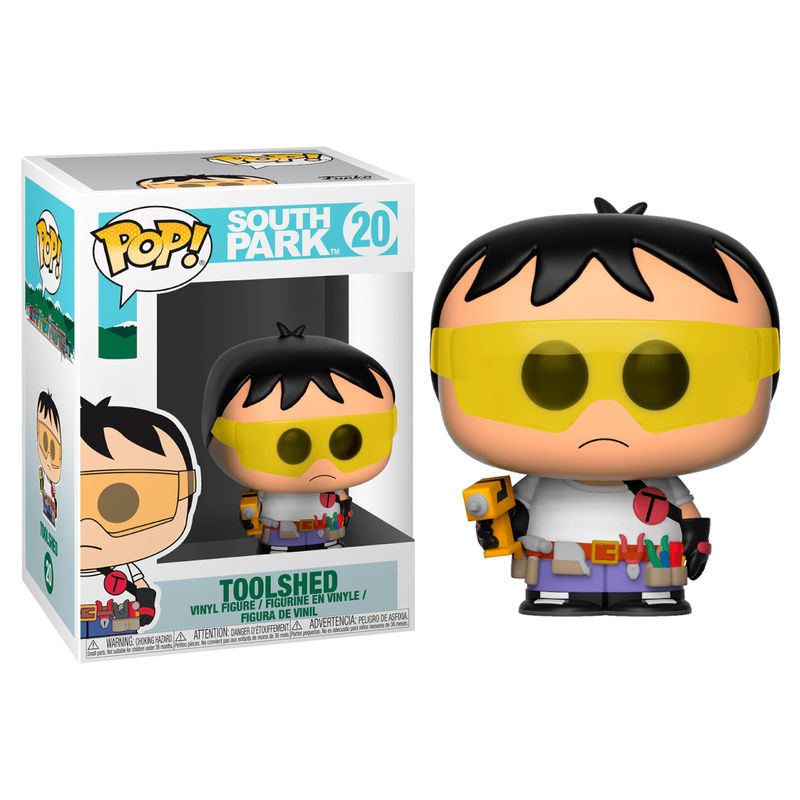 Figurine South Park Funko POP! Toolshed 9cm 1001 figurines
