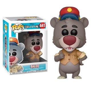 Figurine TaleSpin Funko POP! Disney Baloo 9cm 1001 Figurines