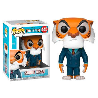 Figurine TaleSpin Funko POP! Disney Shere Khan 9cm 1001 figurines