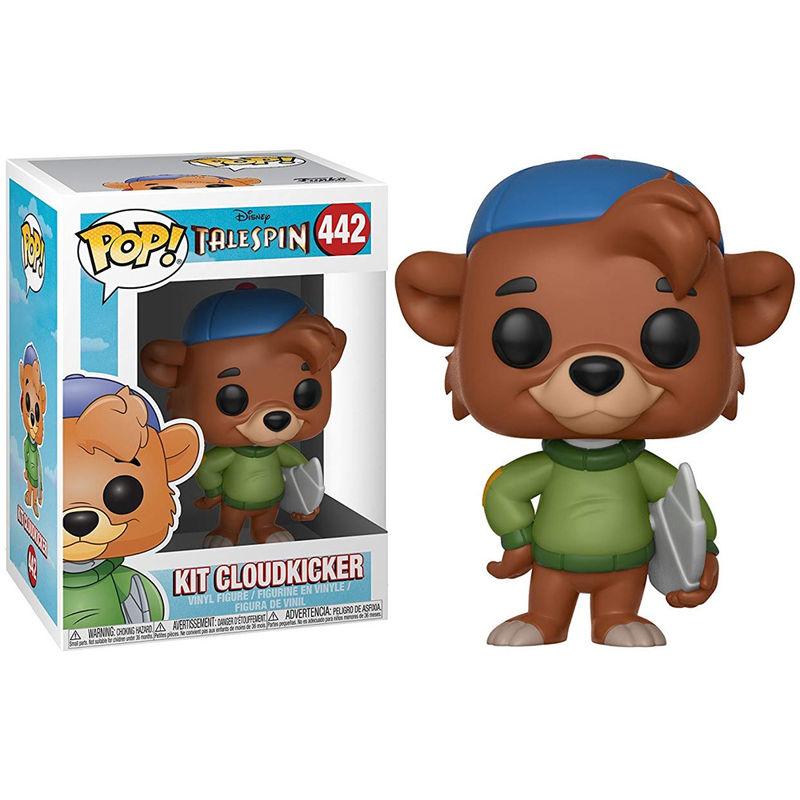 Figurine TaleSpin Funko POP! Disney Kit Cloudkicker 9cm 1001 figurines