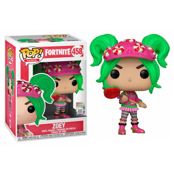 Figurine Fortnite Funko POP! Zoey 9cm 1001 figurines