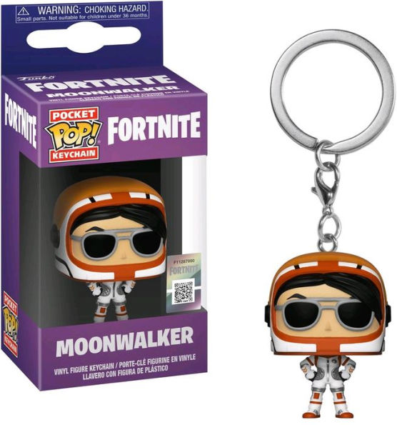 Porte-clés Fortnite Pocket POP! Moonwalker 4cm 1001 figurines
