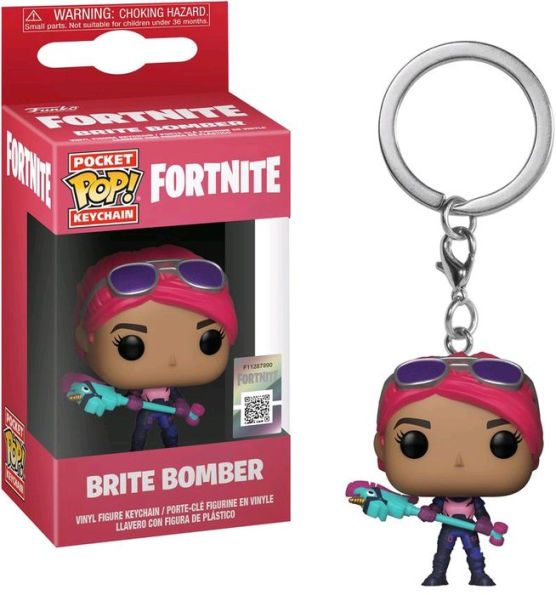Porte-clés Fortnite Pocket POP! Brite Bomber 4cm 1001 Figurines