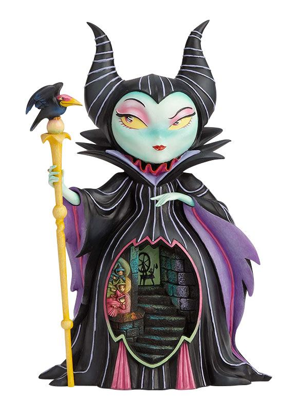 Statuette Maléfique La Belle au bois dormant The World of Miss Mindy Presents Disney 26cm 1001 Figurines