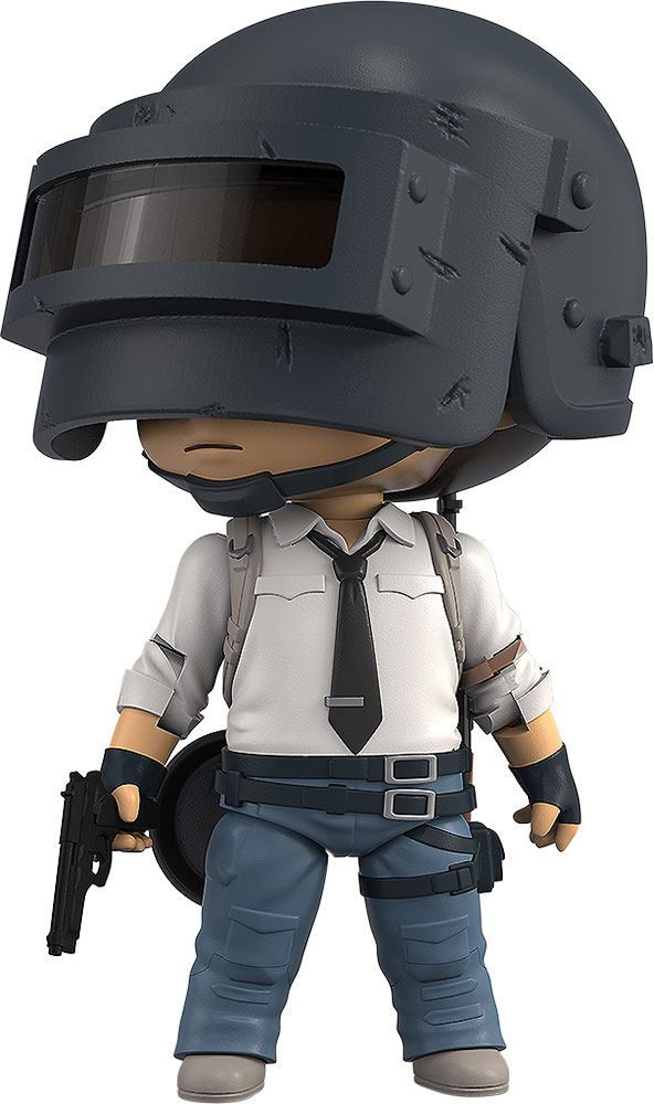 Figurine Nendoroid Playerunknown's Battlegrounds PUBG The Lone Survivor 10cm 1001 Figurines
