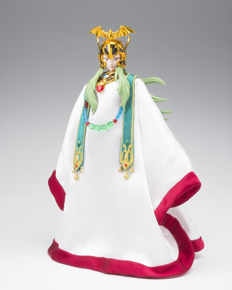 Set Saint Seiya Myth Cloth EX Aries Shion Surplice et Grand Pope  1001 Figurines 3