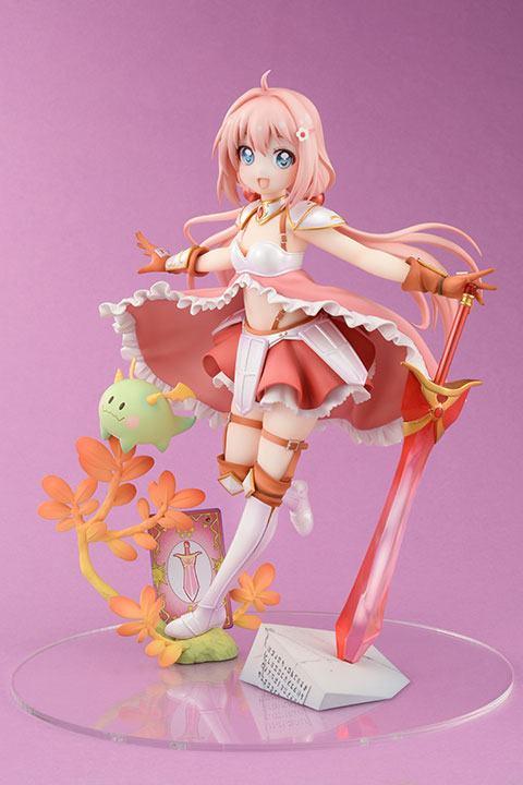 Statuette Endro! Yusha Yulia Chardiet 23cm 1001 Figurines