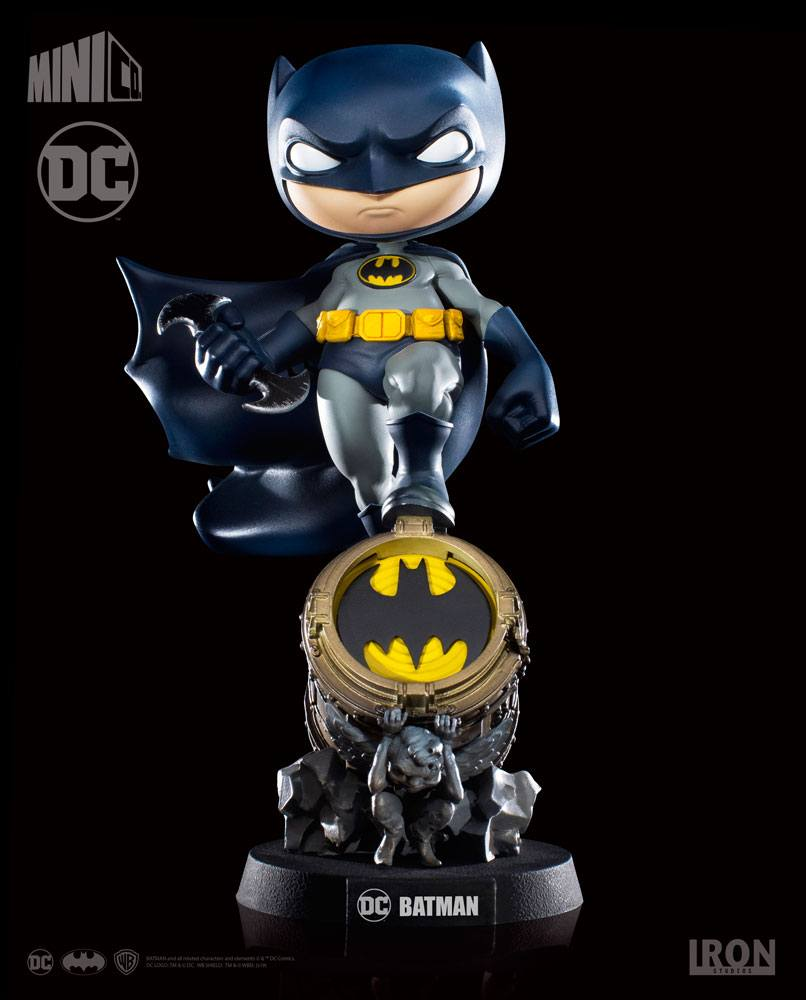 Figurine DC Comics Mini Co. Batman 19cm