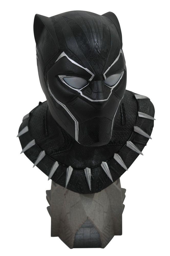 Buste Black Panther Legends in 3D Black Panther 25cm 1001 Figurines