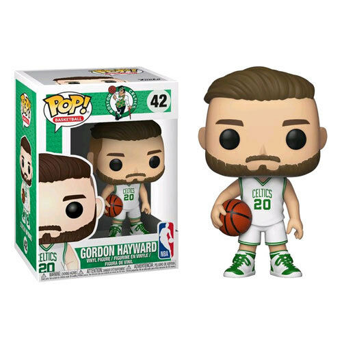 Figurine NBA Funko POP! Gordon Hayward Celtics 9cm 1001 Figurines