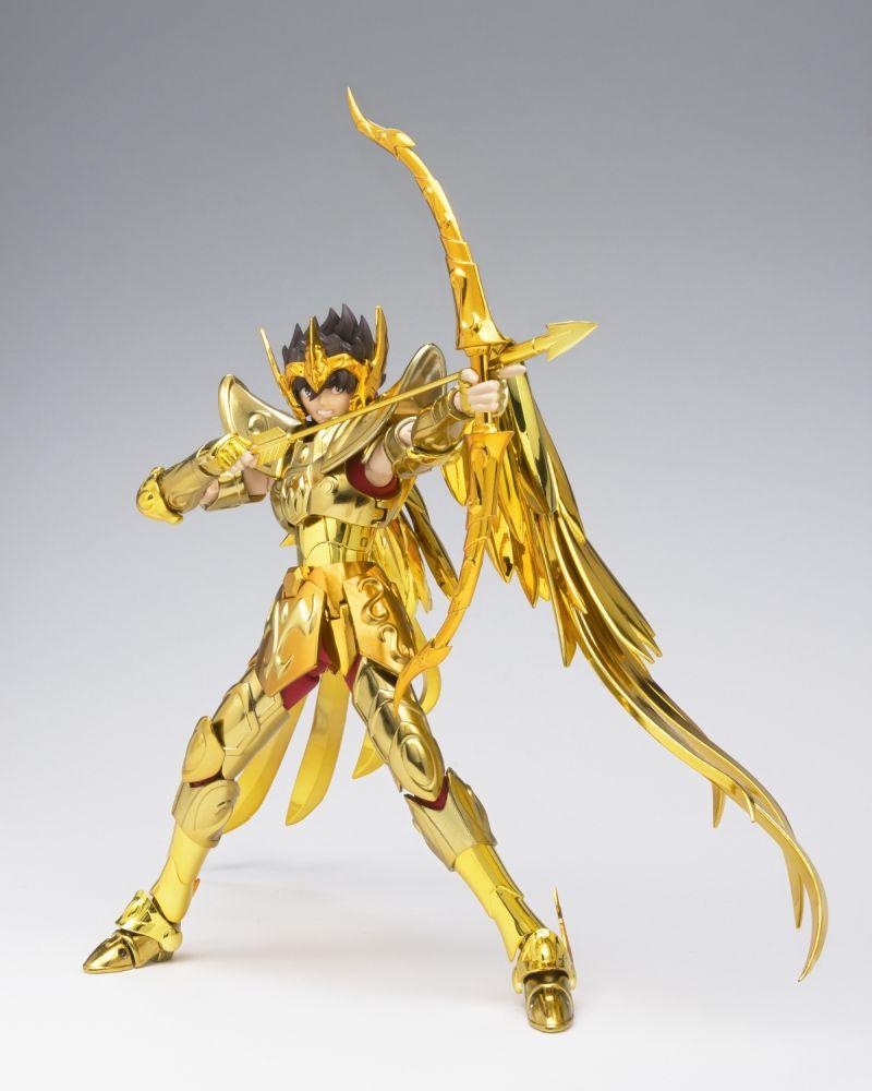 Figurine Saint Seiya Myth Cloth EX Seiya du Sagittaire 18cm 1001 Figurines 3