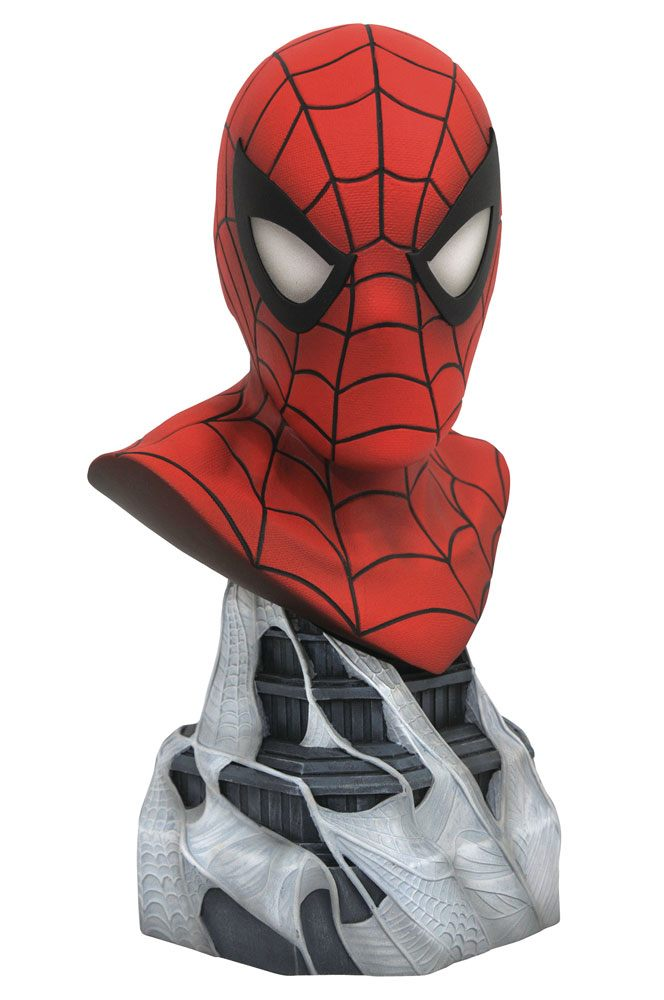 Buste Marvel Comics Legends in 3D Spider-Man 25cm 1001 figurines