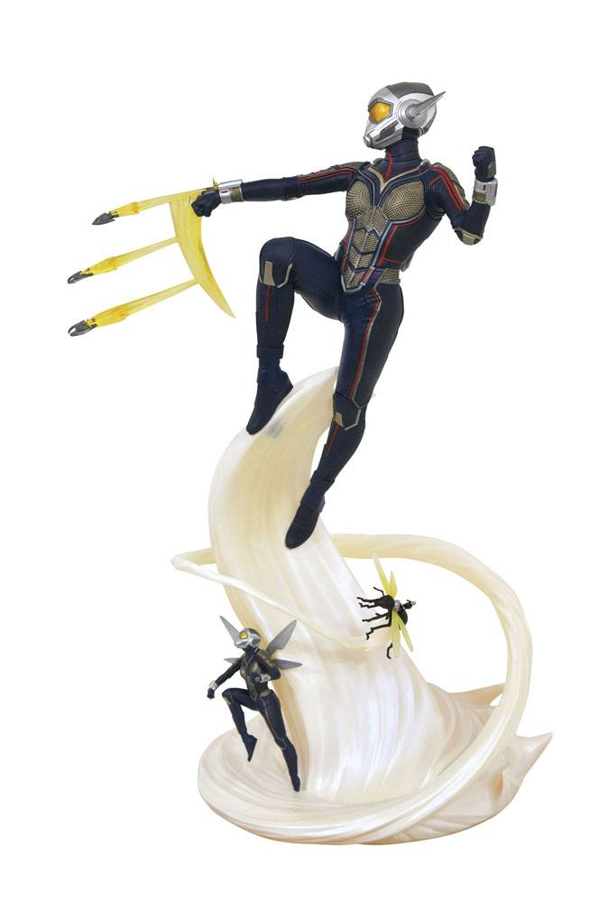Statuette Ant-Man and The Wasp Marvel Movie Milestones The Wasp 36cm 1001 figurines