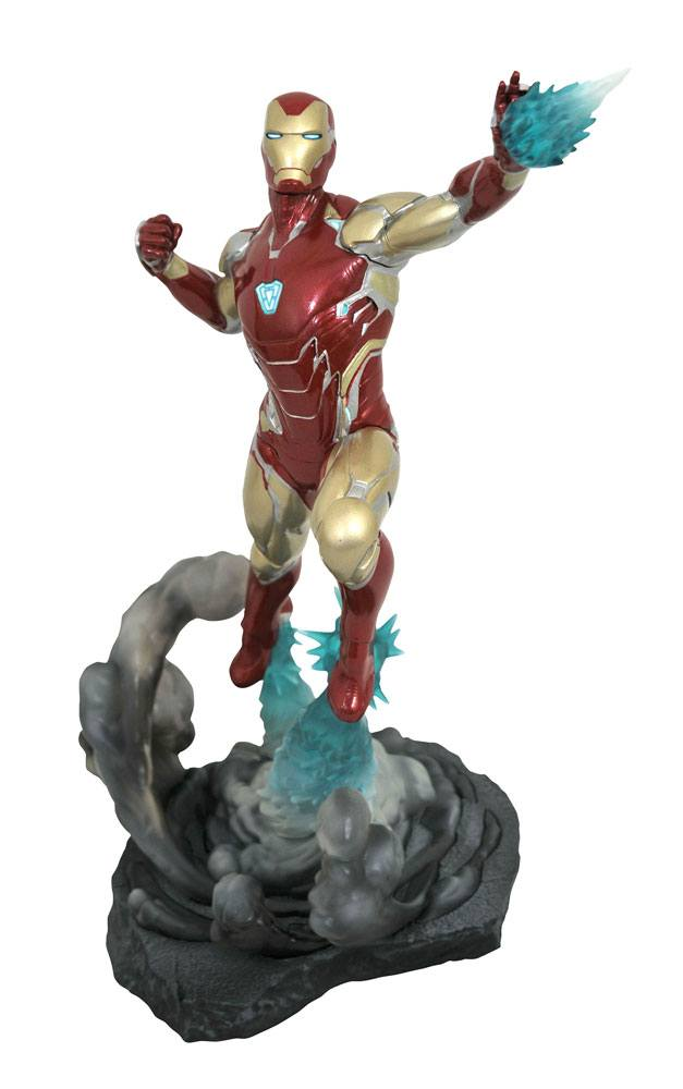 Diorama Avengers Endgame Marvel Movie Gallery Iron Man MK85 23cm 1001 figurines