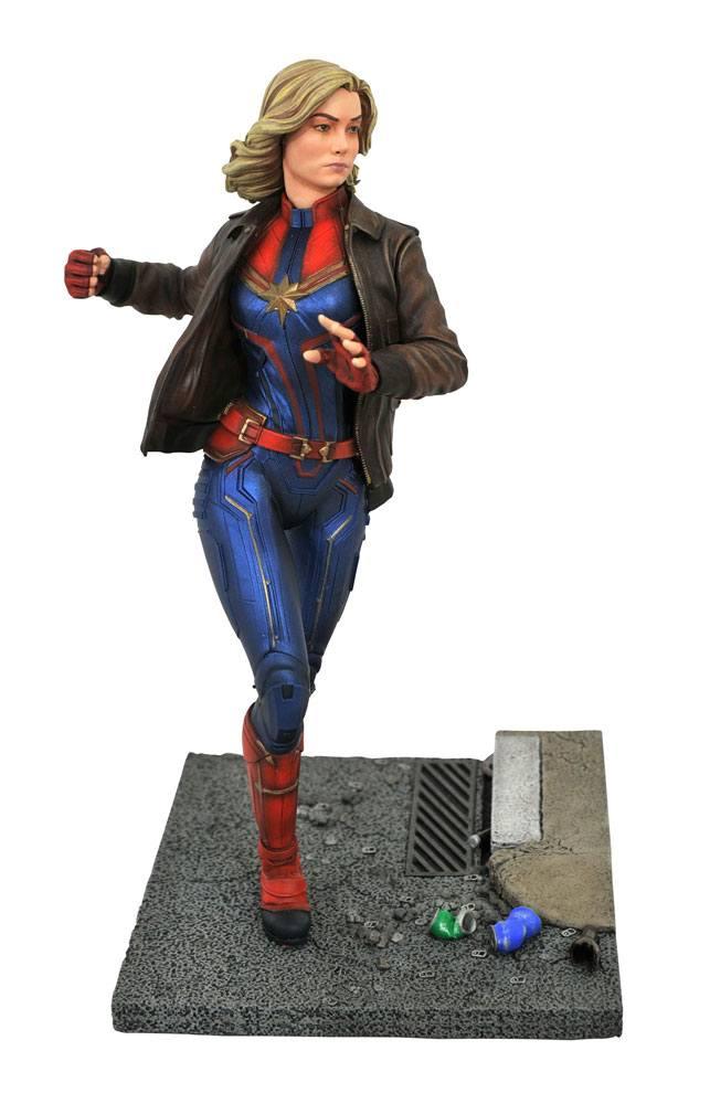 Statuette Captain Marvel Marvel Movie Premier Collection Captain Marvel 28cm 1001 Figurines