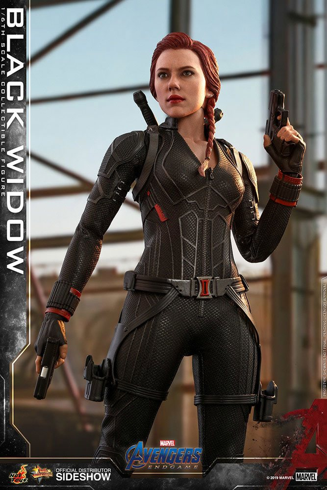 Figurine Avengers Endgame Movie Masterpiece Black Widow 28cm 1001 Figurines