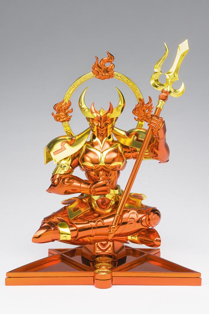 Figurine Saint Seiya Myth Cloth EX Krishna de Chrysaor 17cm 1001 figurines 2