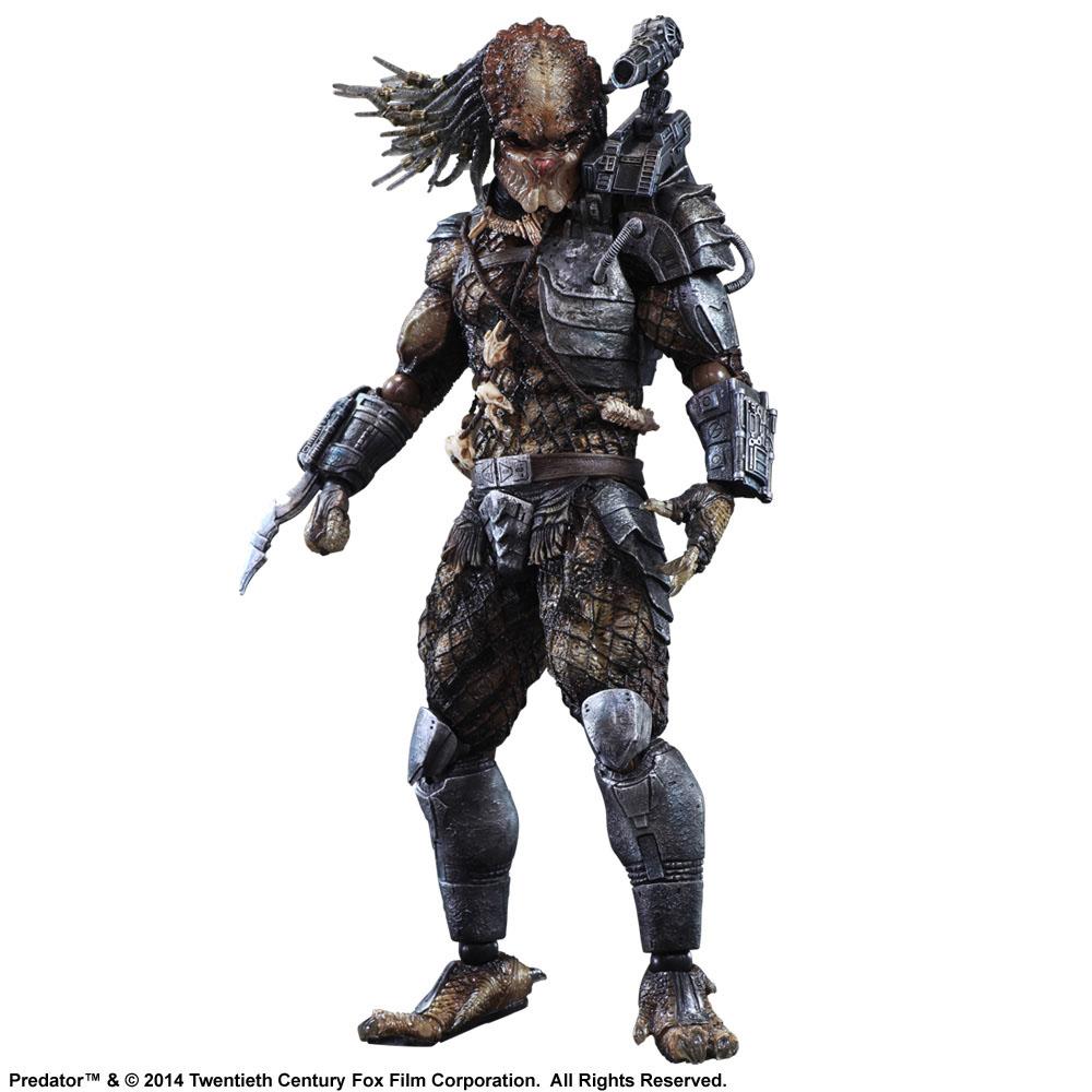 Figurine Alien vs Predator : Figurines Ciné  Richard GOMEZ