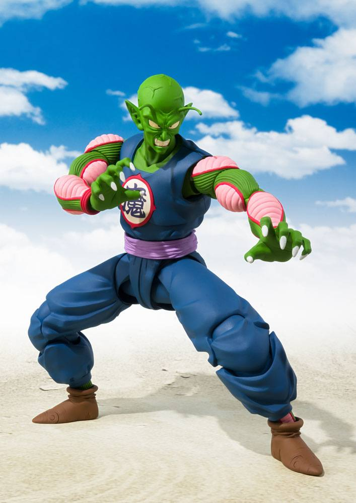 Figurine Dragon Ball S.H. Figuarts Demon King Piccolo Daimao 19cm 1001 Figurines (5)