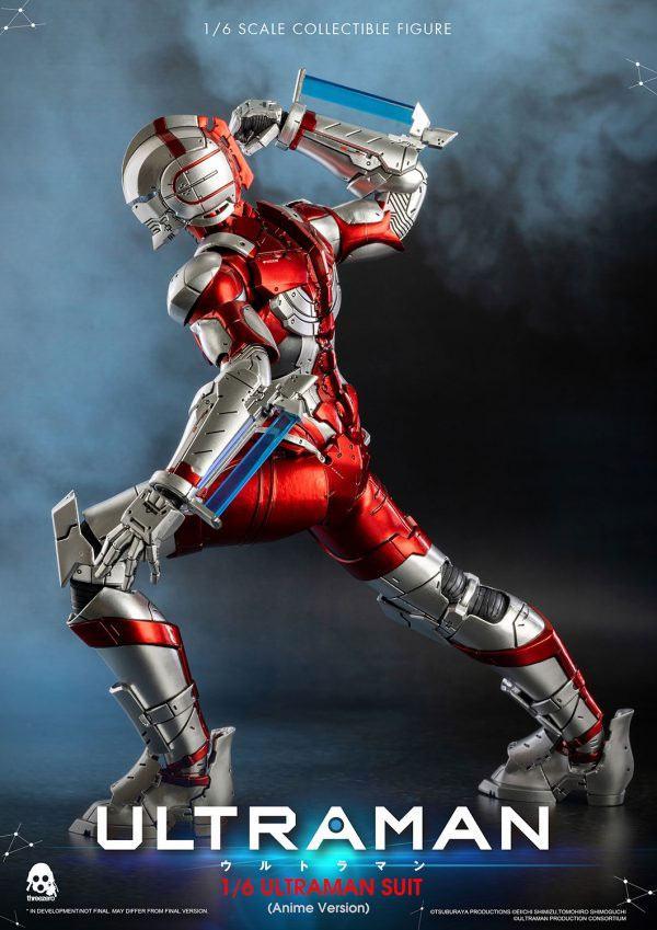Figurine Ultraman Suit Anime Version 31cm 1001 Figurines (2)
