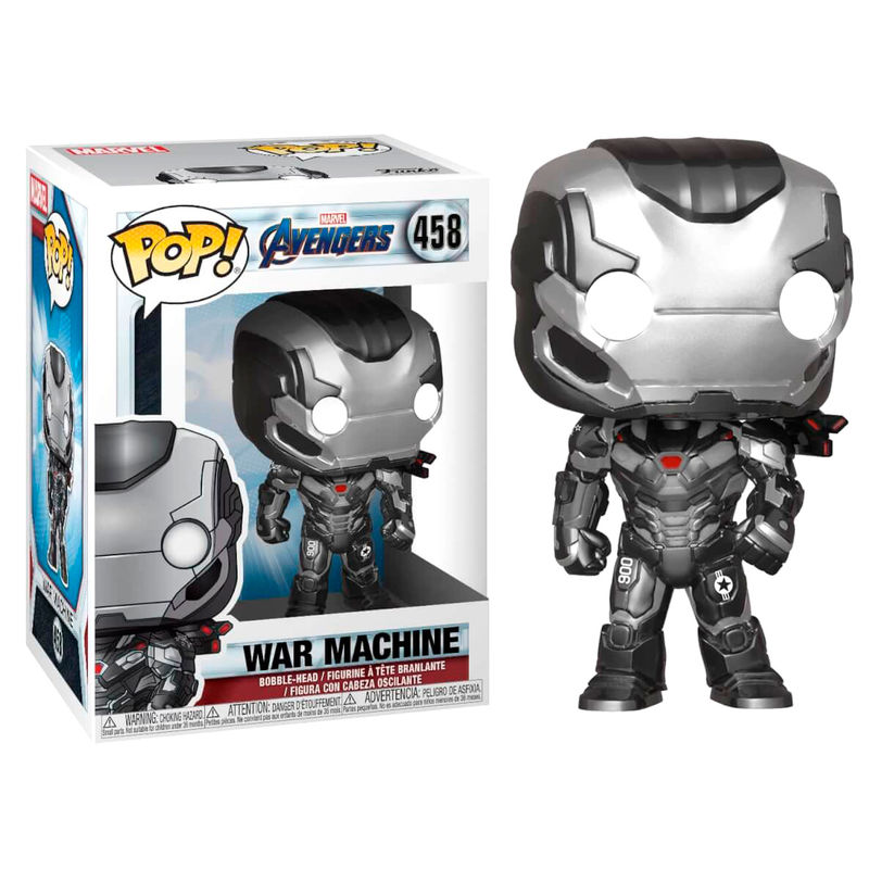 Figurine Avengers Endgame Funko POP! War Machine 9cm 1001 figurines