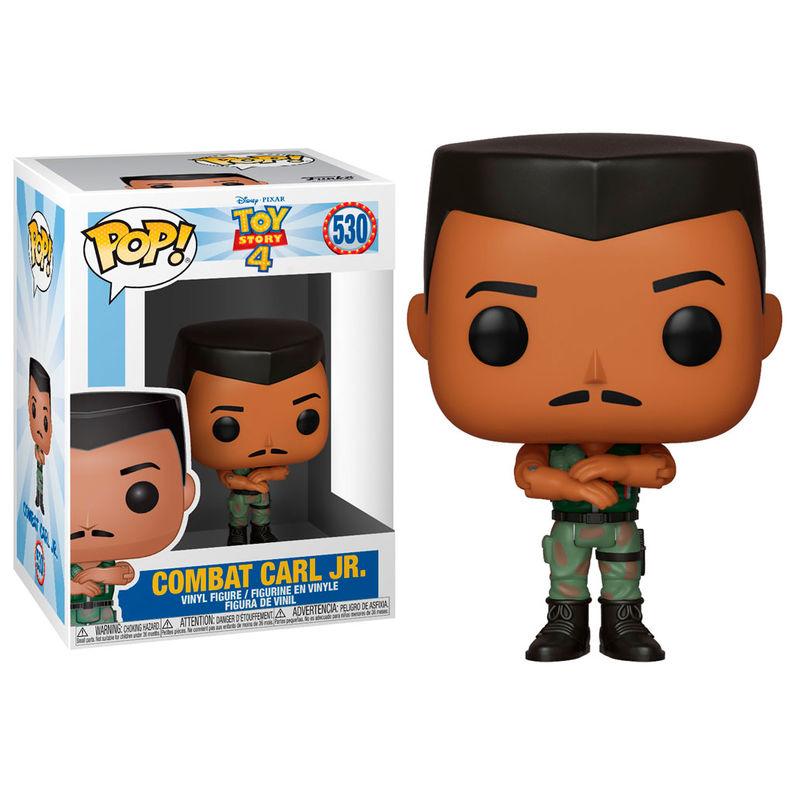 Figurine Toy Story 4 Funko POP! Disney Combat Carl Jr. 9cm 1001 Figurines