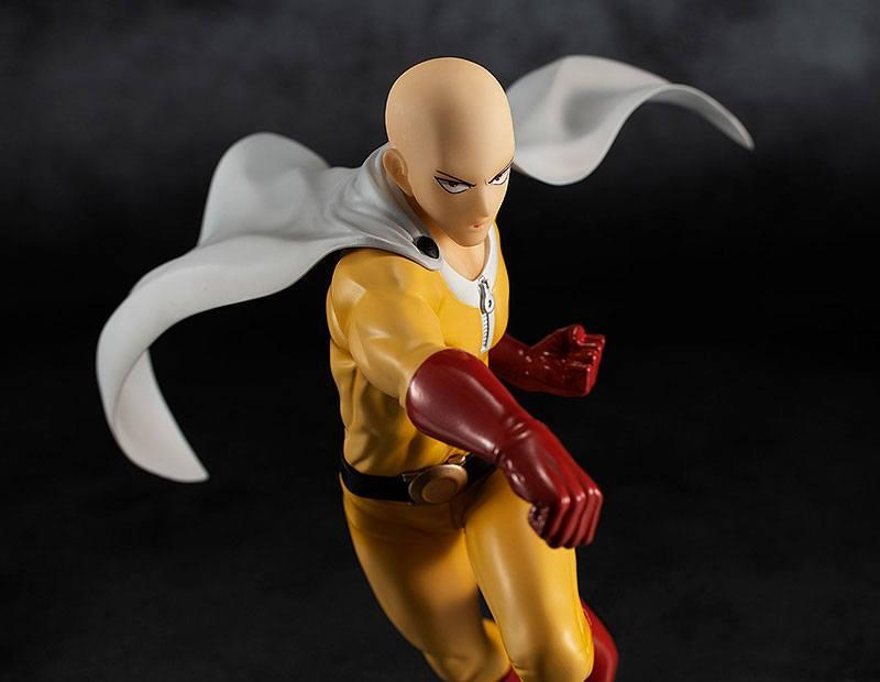Statuette One Punch Man Pop Up Parade Saitama Hero Costume Ver. 18cm 1001 Figurines (5)
