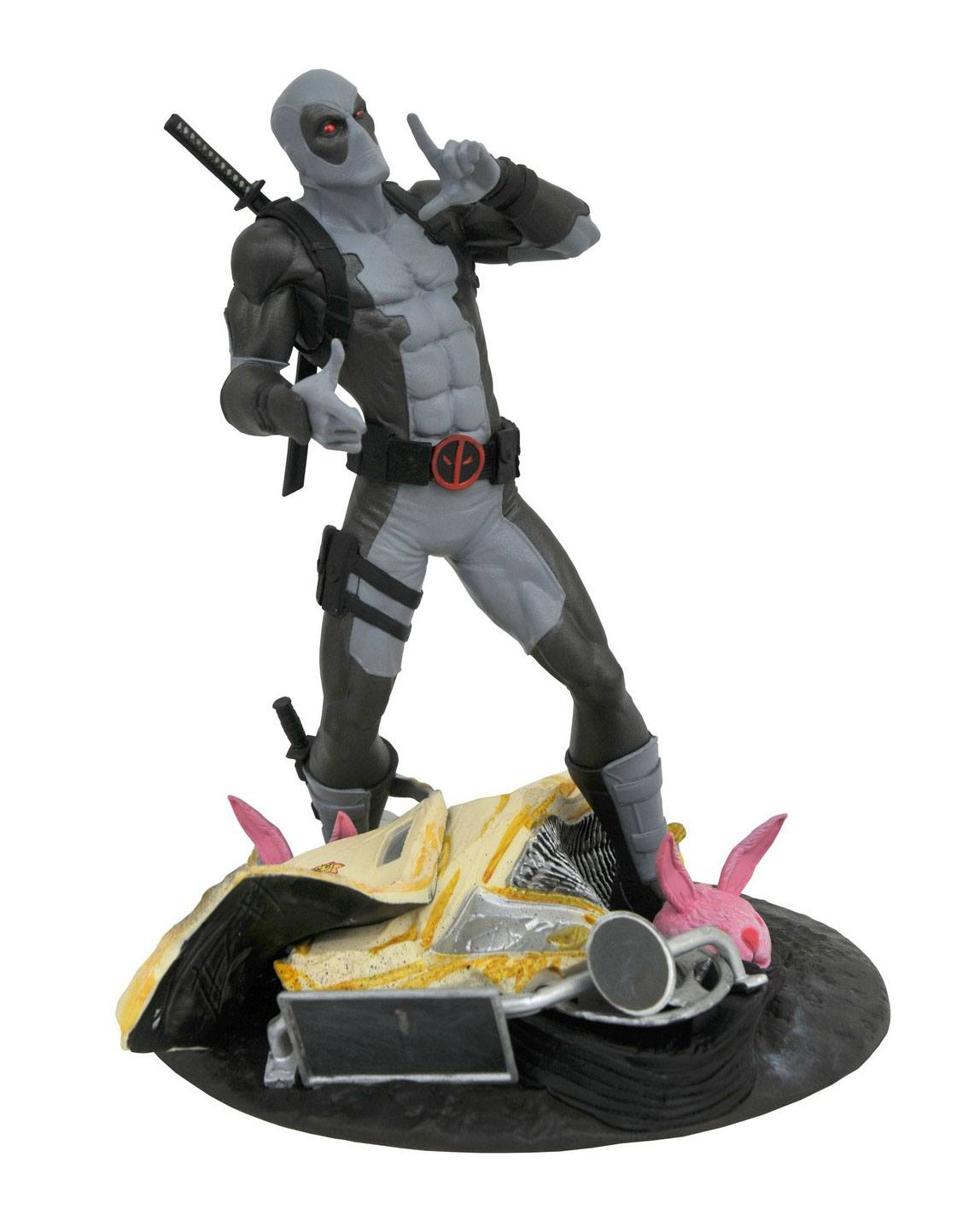 Statuette Marvel Gallery Deadpool X-Force Taco Truck SDCC 2019 Exclusive 25cm 1001 figurines