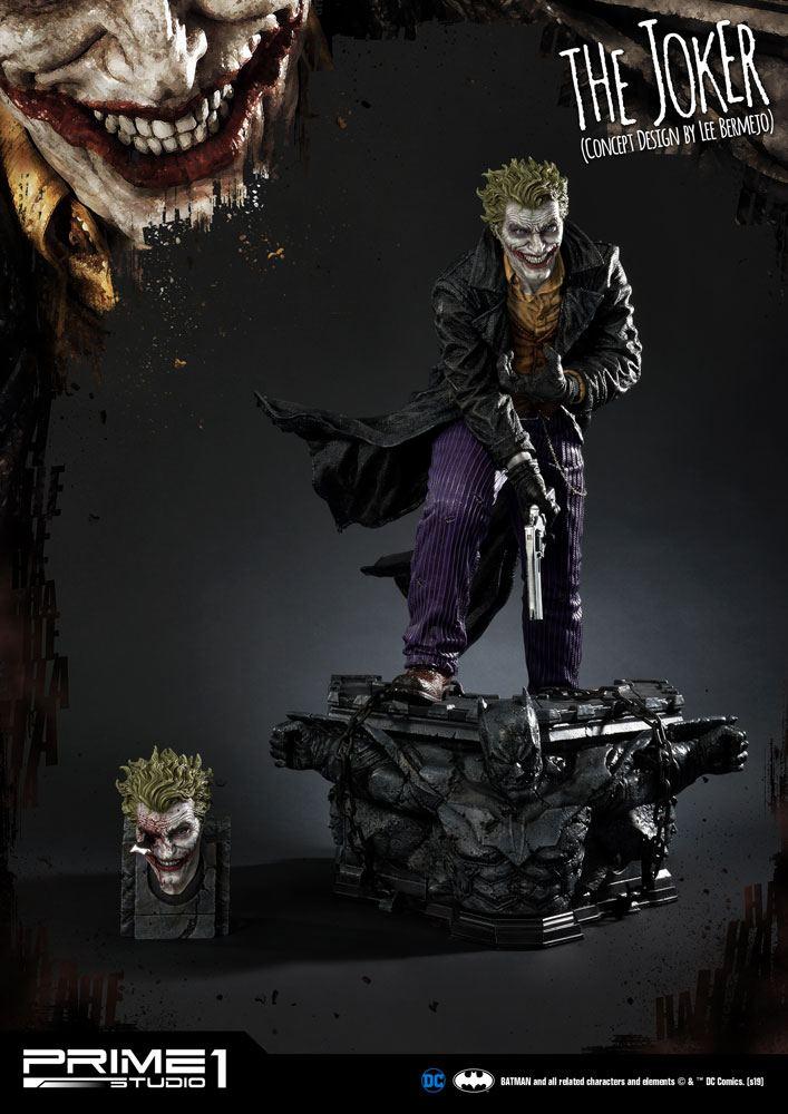 Statue DC Comics The Joker by Lee Bermejo 71cm 1001 Figurines (8)