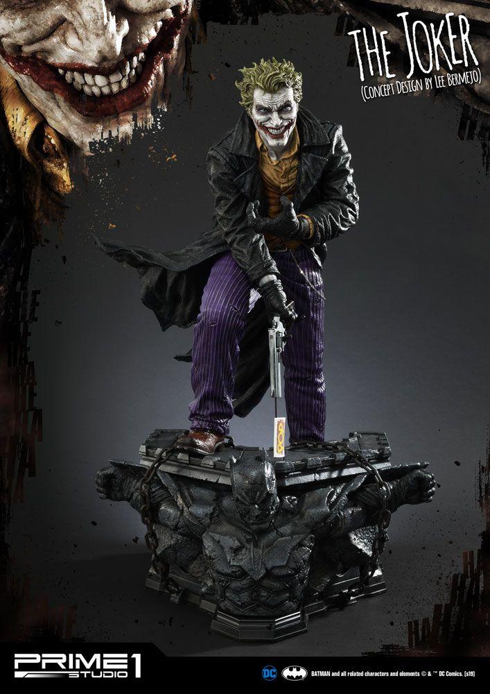 Statue DC Comics The Joker by Lee Bermejo 71cm 1001 Figurines (17)