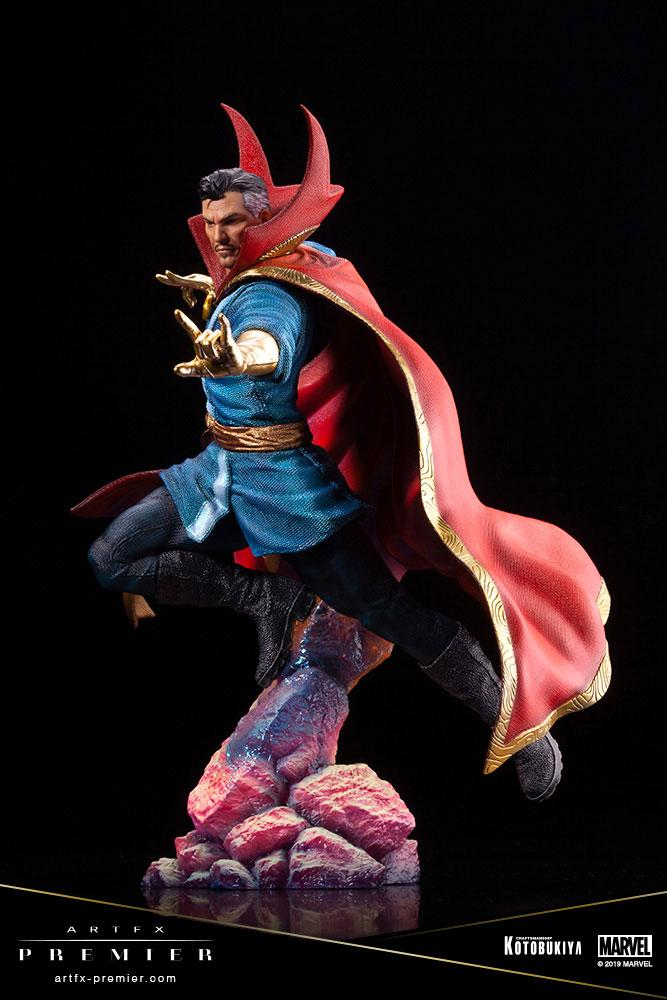 Statuette Marvel Universe ARTFX Premier Doctor Strange 25cm 1001 Figurines (2)