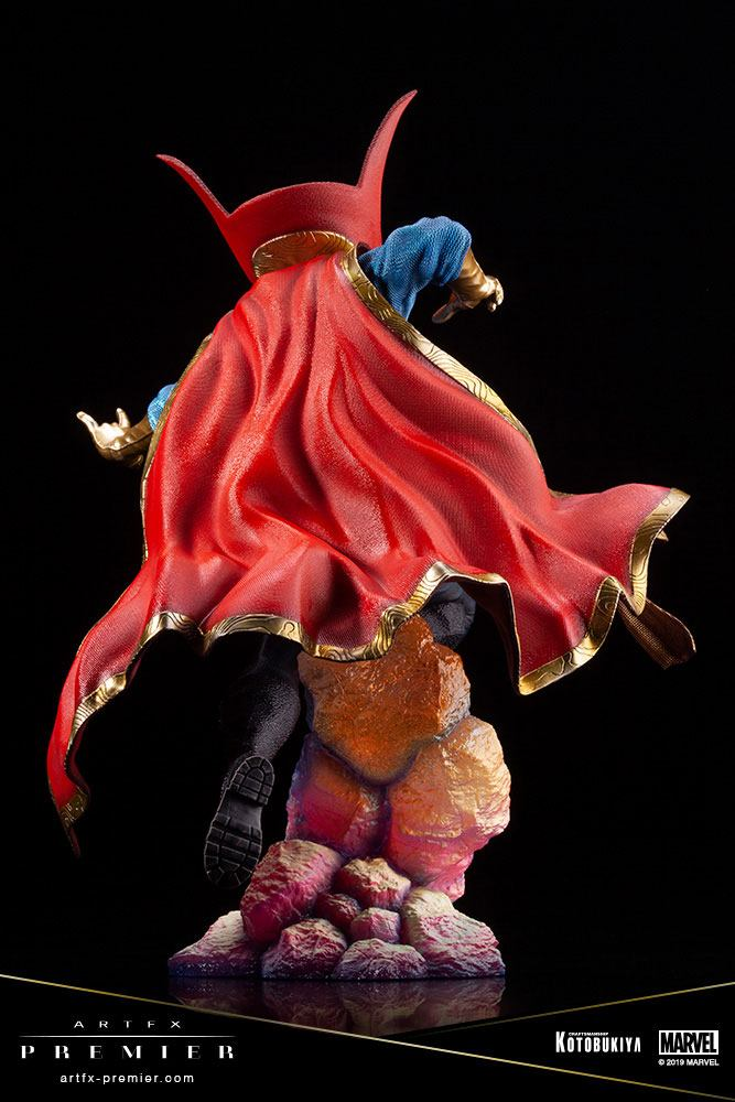 Statuette Marvel Universe ARTFX Premier Doctor Strange 25cm 1001 Figurines (5)