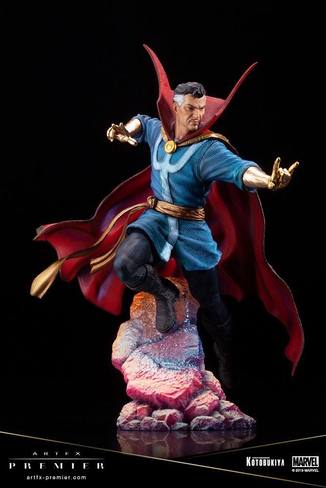 Statuette Marvel Universe ARTFX Premier Doctor Strange 25cm 1001 Figurines (8)