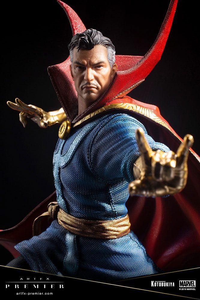 Statuette Marvel Universe ARTFX Premier Doctor Strange 25cm 1001 Figurines (10)