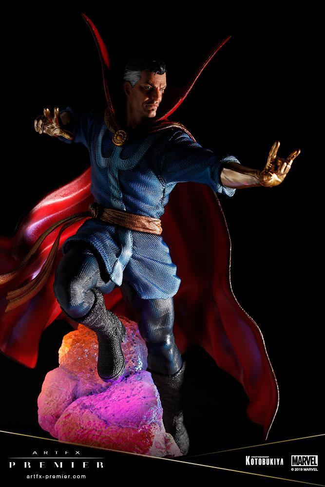 Statuette Marvel Universe ARTFX Premier Doctor Strange 25cm 1001 Figurines (13)