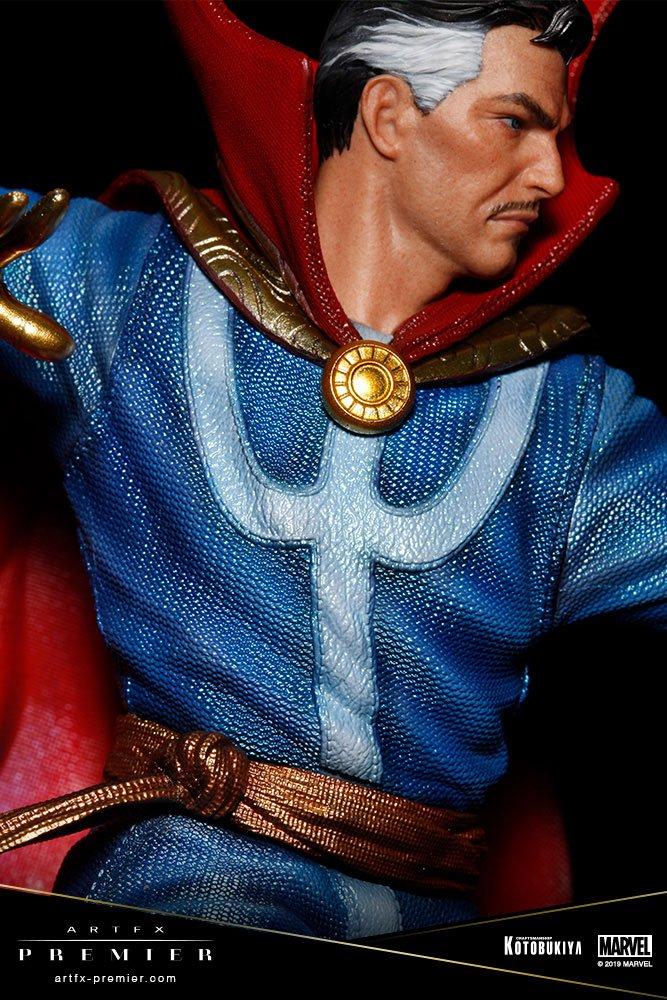 Statuette Marvel Universe ARTFX Premier Doctor Strange 25cm 1001 Figurines (11)