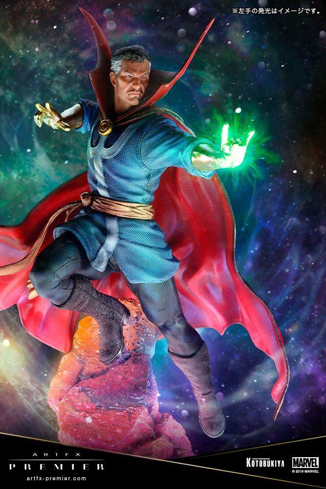 Statuette Marvel Universe ARTFX Premier Doctor Strange 25cm 1001 Figurines (14)