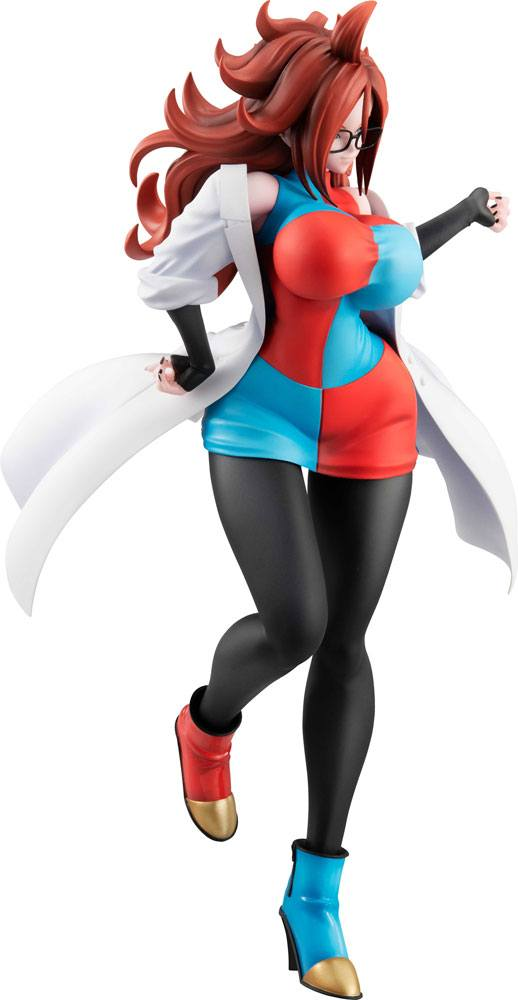 Statuette Dragon Ball Gals Android 21 - 21cm 1001 Figurines (5)
