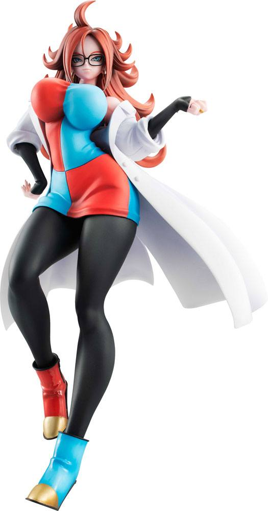 Statuette Dragon Ball Gals Android 21 - 21cm 1001 Figurines (8)