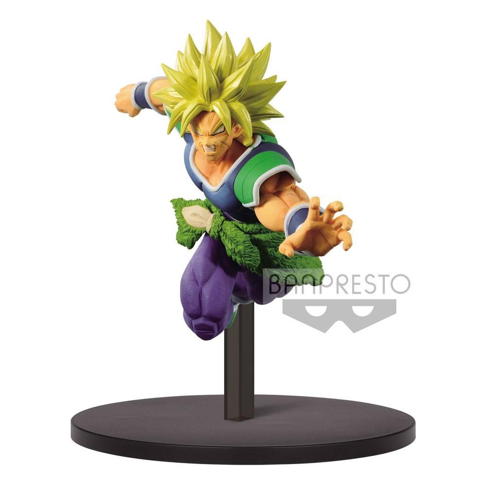 Statuette Dragon Ball Super Match Makers Super Saiyan Broly 18cm