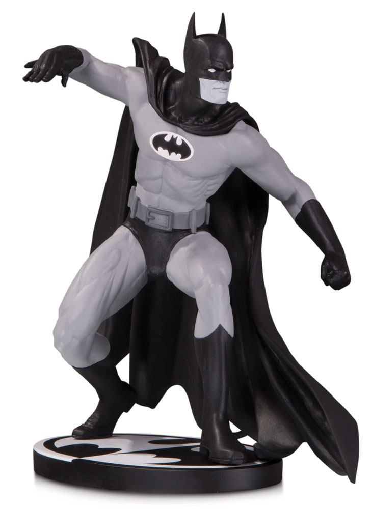 Statuette Batman Black & White Batman by Gene Colan 17cm 1001 Figurines