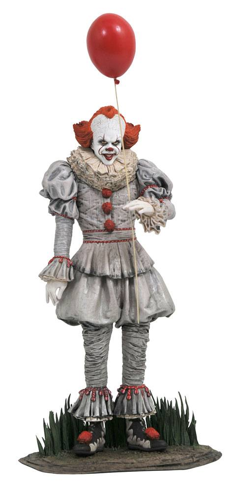 Diorama Ça Chapitre 2 Gallery Pennywise 25cm 1001 figurines
