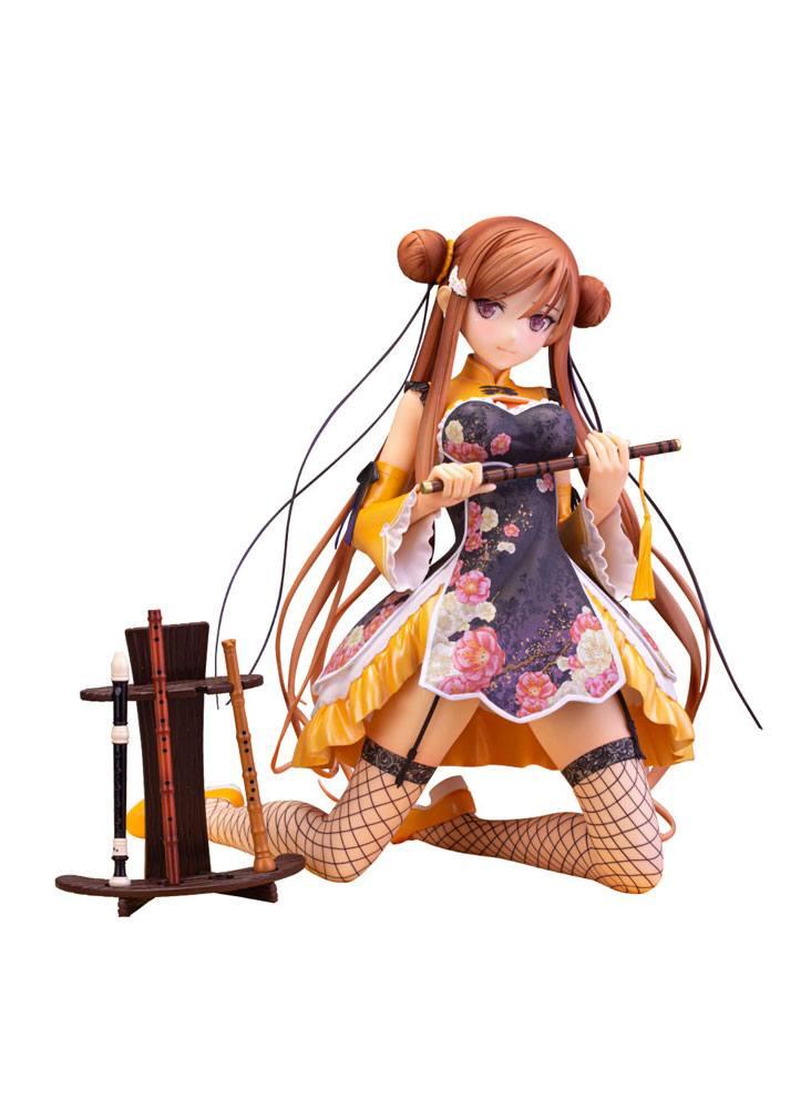 Statuette T2 Art Girls STP Chun-Mei Another Color Ver. 18cm 1001 Figurines (1)
