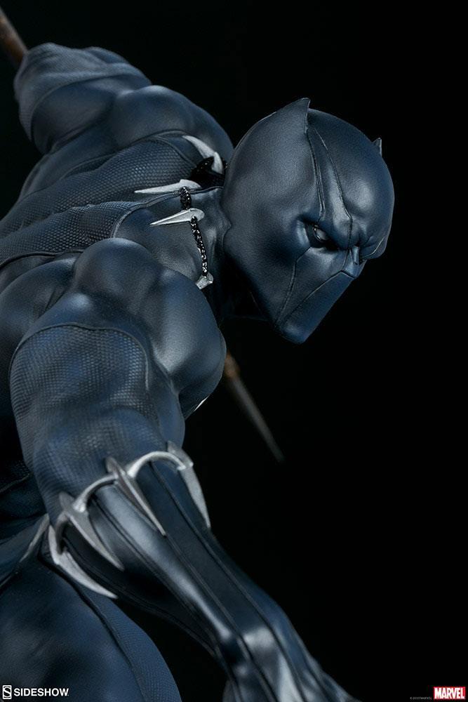 Statuette Avengers Assemble Black Panther 41cm 1001 FIGURINES (6)